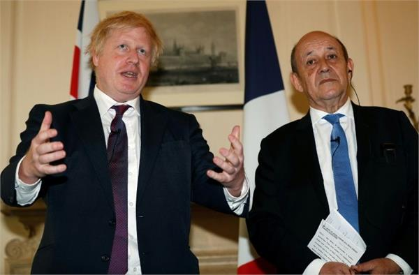 britain and france  determined  to save iran nuclear deal