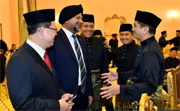 gobind singh deo is malaysia s first sikh minister