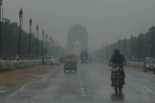 meteorological department warns again rain storm in north india