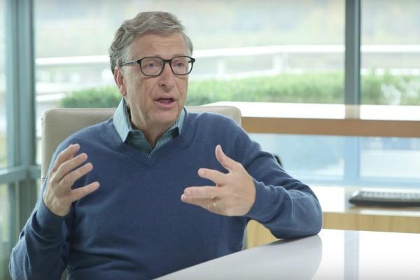bill gates says no problem with privacy from the aadhaar