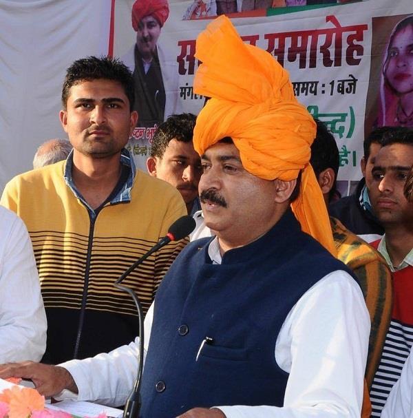 cm khattar osd bhupinder singh resigns