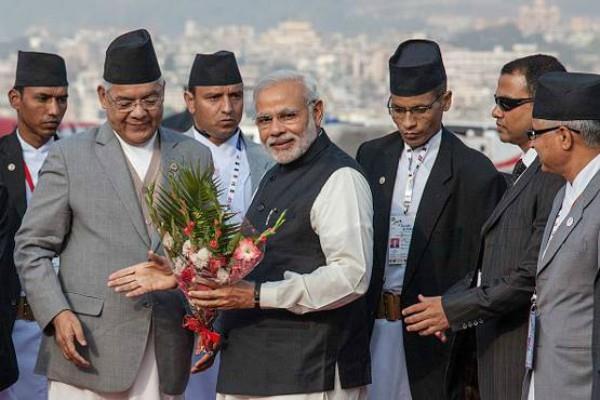 pm narendra modi nepal tour friday