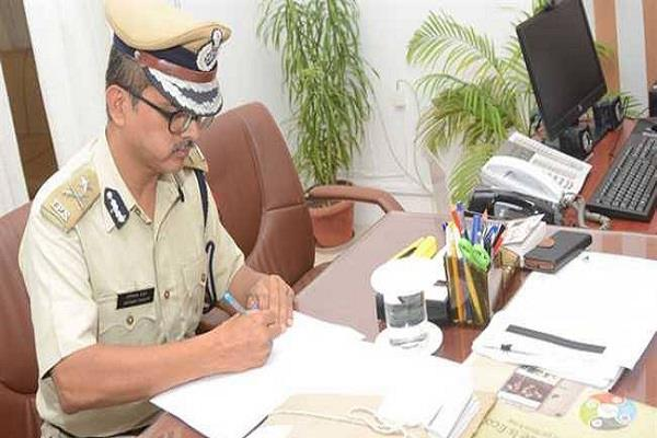 ips officers transferred in up