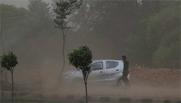 punjab government serious on storm alert
