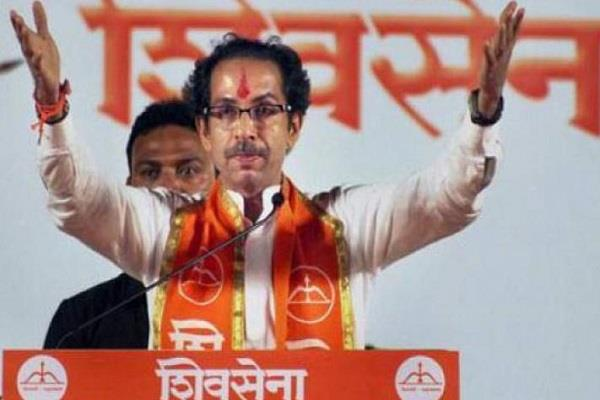 shivsena says bhujbal imprisonment is destiny