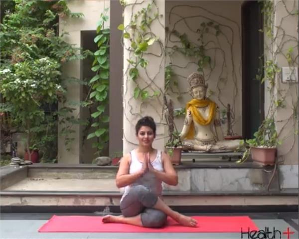 आकर्षक फिगर पाने के लिए करें योगासन