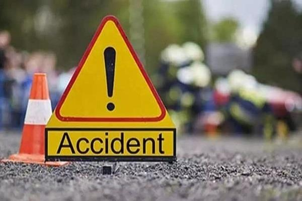 motorcycle rider dies of truck collision