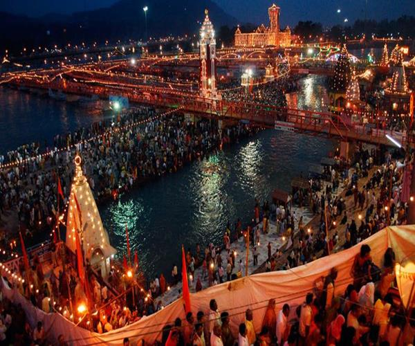 administration ready for the convenience of devotees