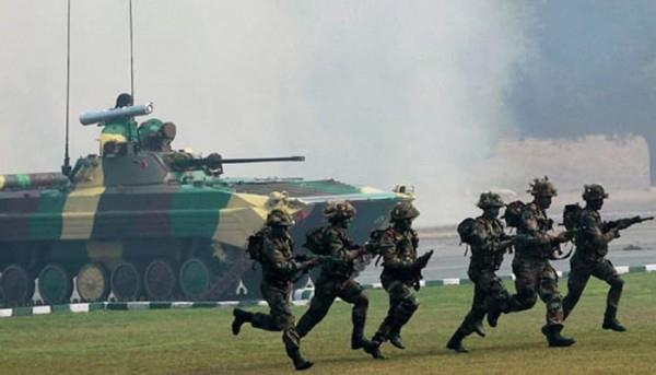 armies of india malaysia start seceond phase bilateral exercise