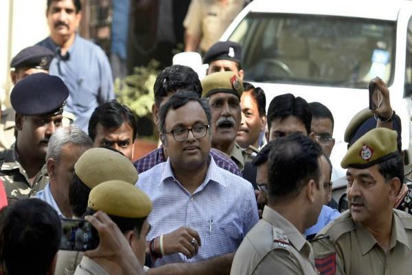 supreme court allowed karti chidambaram to go abroad
