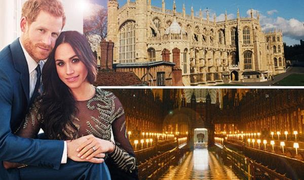 royal wedding  new chapter will start with prince harry and meghan wedding