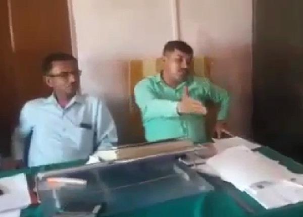 this panchayat of kamishnkhori of video viral