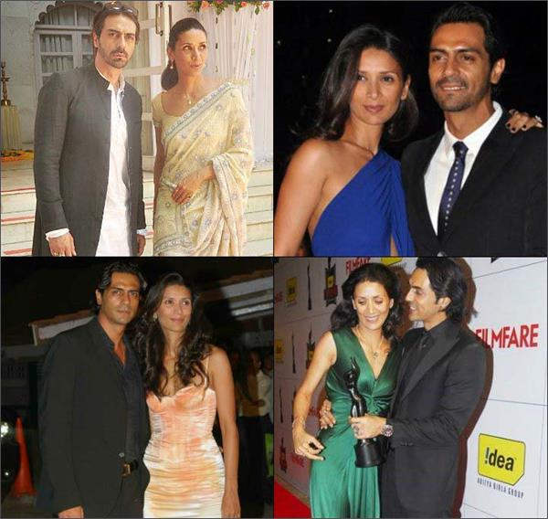 arjun rampal will be divorcing his wife after 20 years