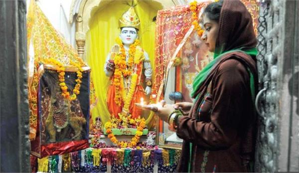 punjab government of pakistan has released rs 2 crores for krishna temple