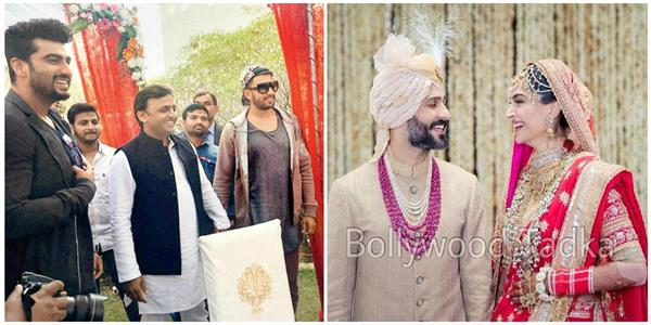 sonam kapoor s reception can join akhilesh