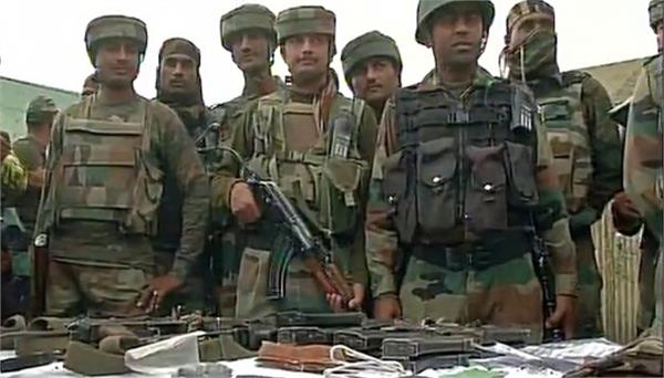 one more dead body of militant recovered in handwara