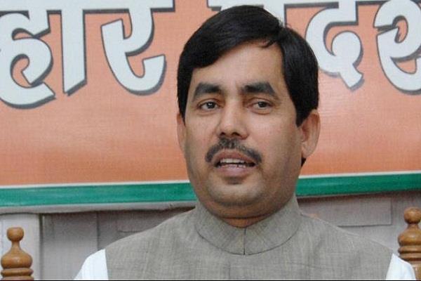 bjp congress syed shahnawaz congress rahul gandhi manmohan singh