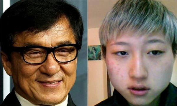 jackie chan s daughter forced to stay on the streets will be surprised
