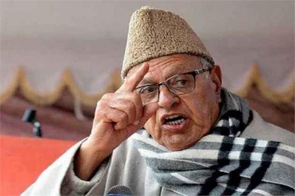 farooq abdullah demand governor rule in jammu kashmir