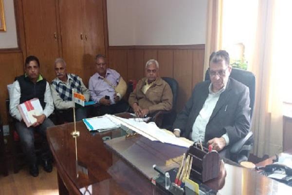 water drinking crisis in shimla