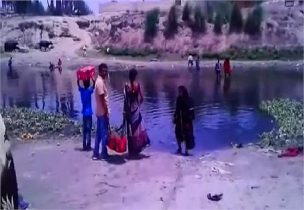 one area of up is such that where people go through the river every day