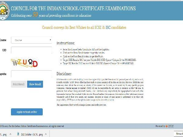 cisce 10th and 12th results on may 14 learn how to check