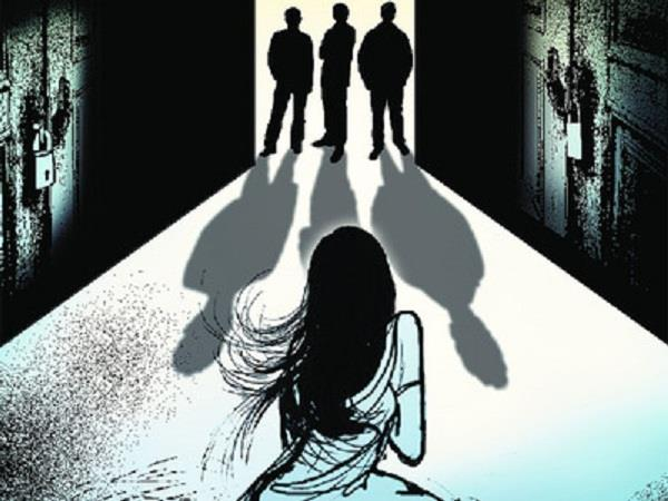 actress gangraped by three unknown people