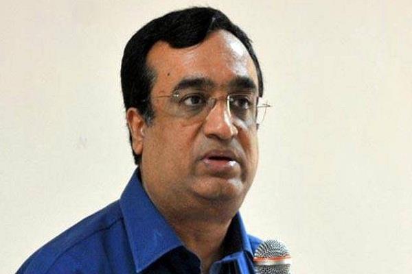 delhi congress ajay maken arvind kejriwal