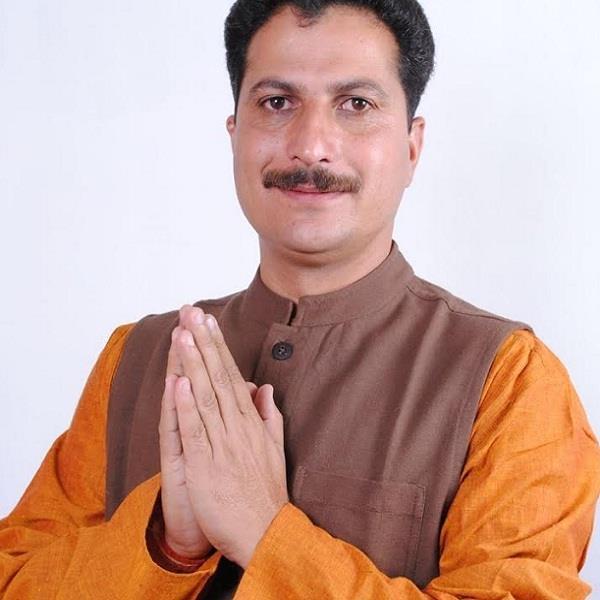 mla rakesh jamwal said modi government has lived for four years