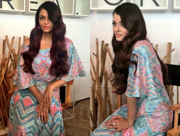 cannes 2018 aishwarya rai bachchan first look