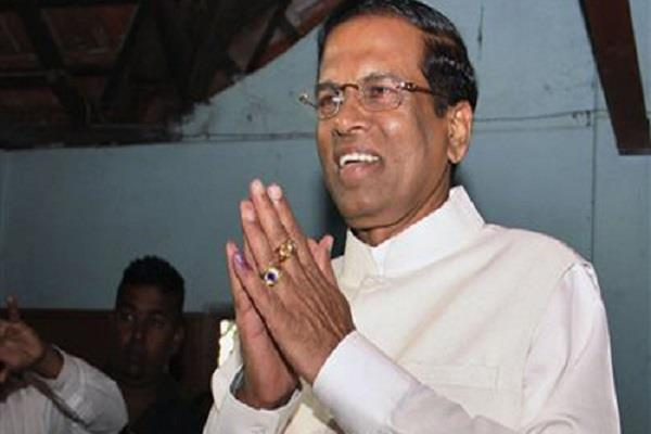 sri lankan president made changes in his cabinet
