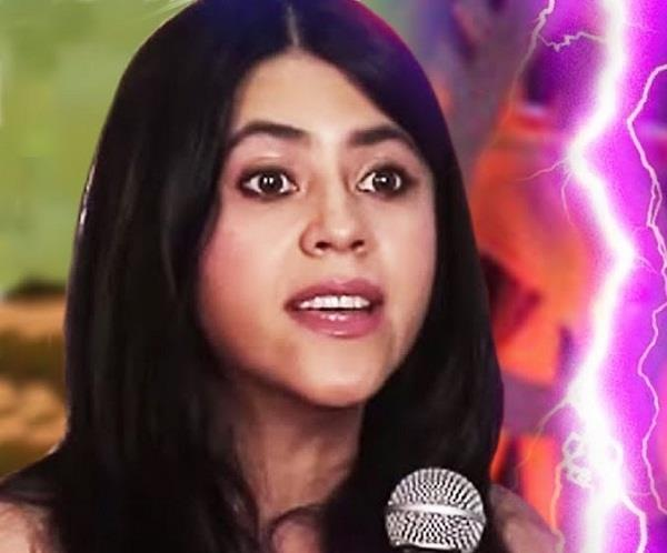 ekta kapoor slams an international youtuber for mocking indian soaps