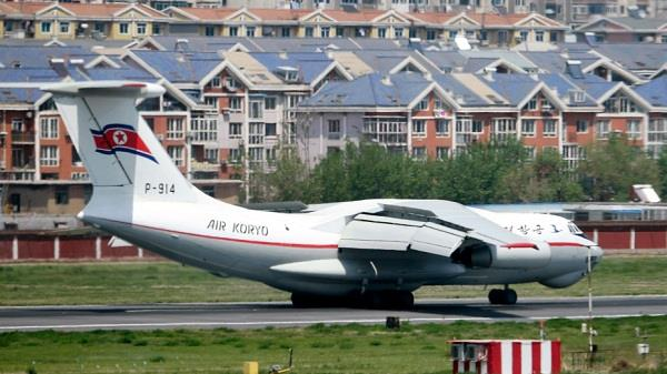mystery surrounds landing of north korean airliner in china