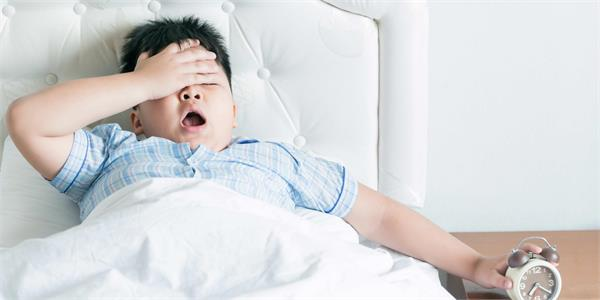 childhood insomnia increases risk of suffering from high cholesterol