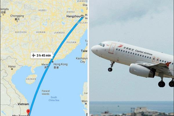 china once again the life of 211 passengers stuck in the air