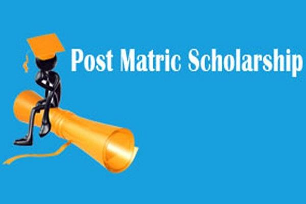 post matric scholarship fund to be released ashwini sekhri