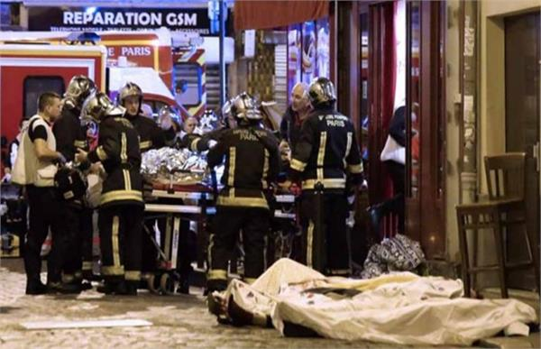 the shocking disclosure came about the attacker who attacked paris