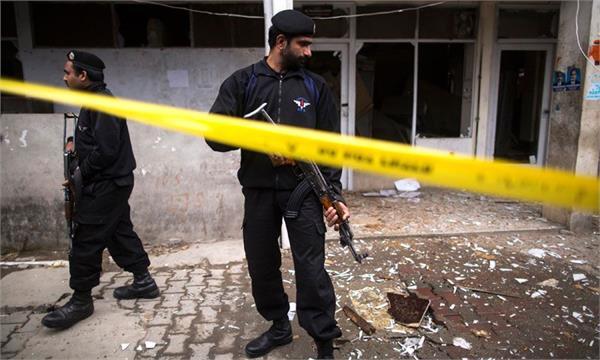 afghanistan explosion reported in a mosque premises in khost province