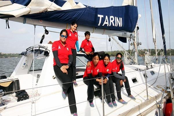 navy left wing women team revolves around goa
