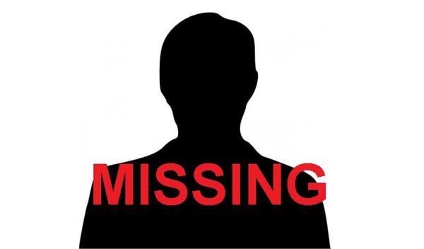 youth missing in kashmir