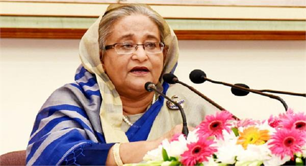 bangladesh won t be involved in any war pm hasina