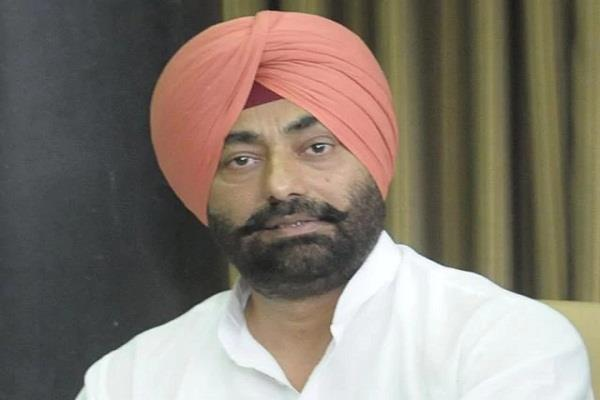 to appoint temporary chief minister in punjab till shahpur by election