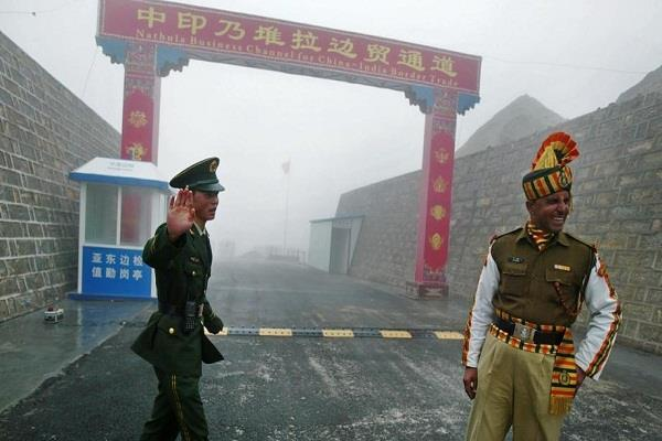 gold on arunachal border china looking for silver