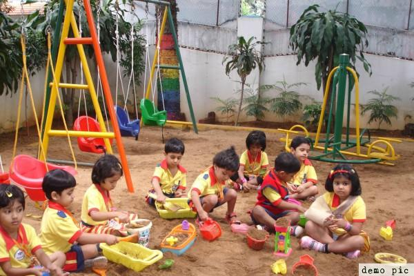 assessment of the pre school children s behavior and the habit of sharing things
