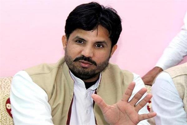 raja wading s all india youth congress leader