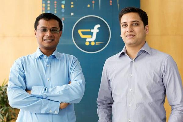 a look at the journey of flipkart