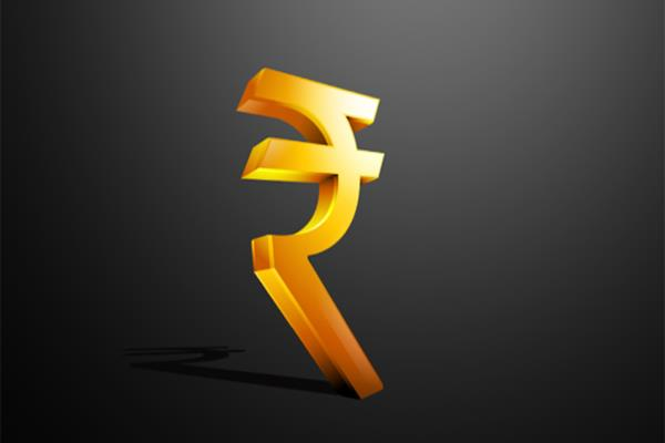 rupee breaches 67 mark as oil hits usd 75 barrel