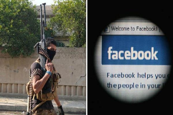 facebook accused of linking isis supporters