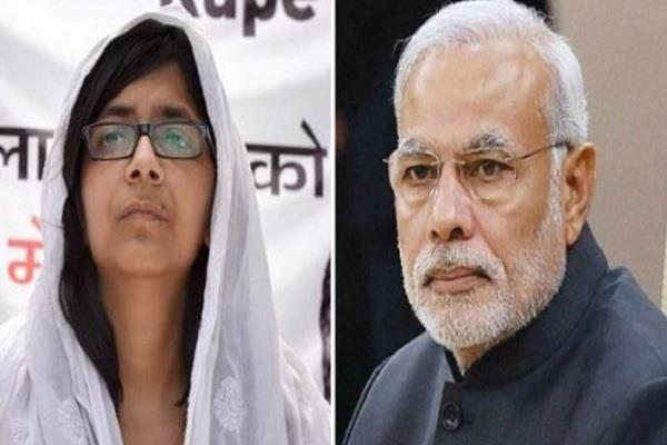 swati maliwal wrote letter to the prime minister
