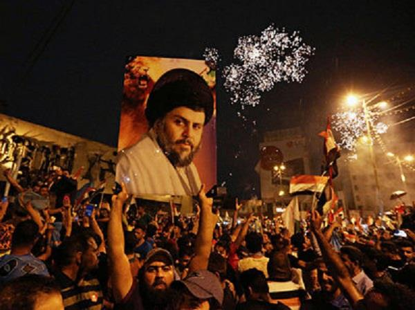 muqtada al sadr s coalition wins iraq elections
